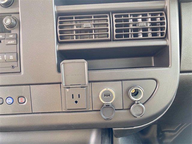 2021 Savana 3500 4x2,  Supreme Service Utility Van #2621137 - photo 51