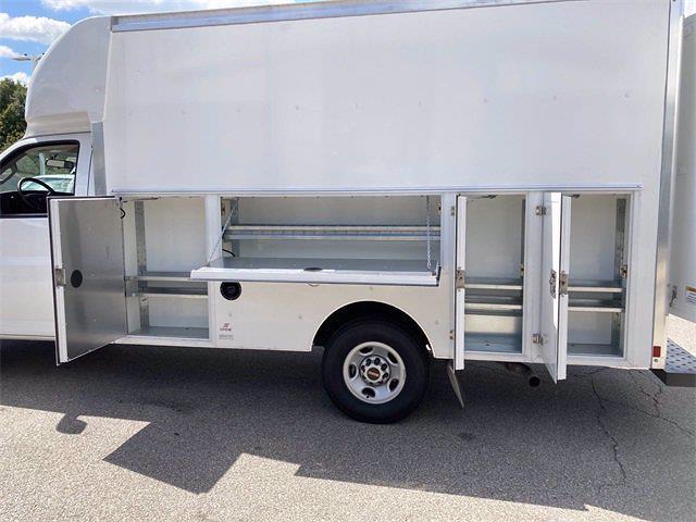 2021 Savana 3500 4x2,  Supreme Service Utility Van #2621137 - photo 8