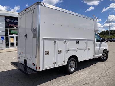 2021 Savana 3500 4x2,  Supreme Service Utility Van #2621137 - photo 2