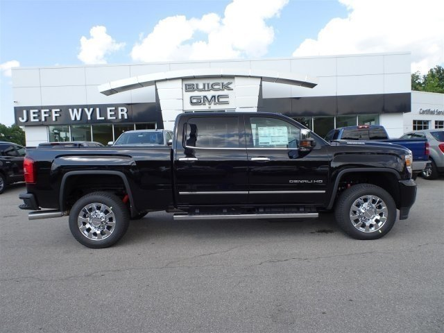 2017 Sierra 2500 Crew Cab 4x4 Pickup #X15602 - photo 3