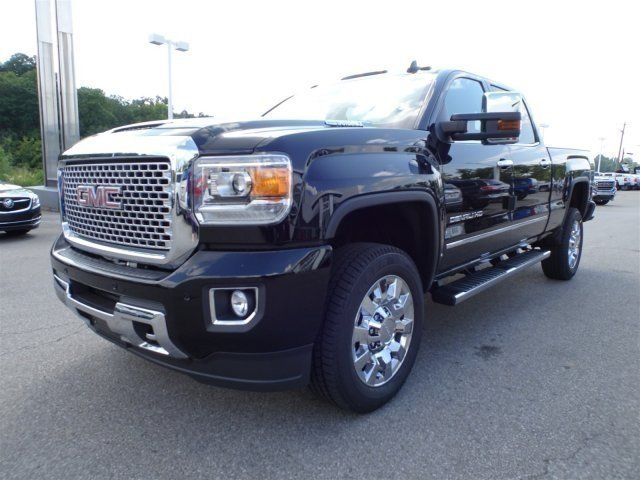 2017 Sierra 2500 Crew Cab 4x4 Pickup #X15602 - photo 9