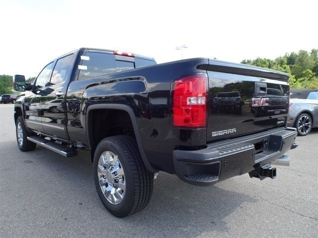 2017 Sierra 2500 Crew Cab 4x4 Pickup #X15602 - photo 11
