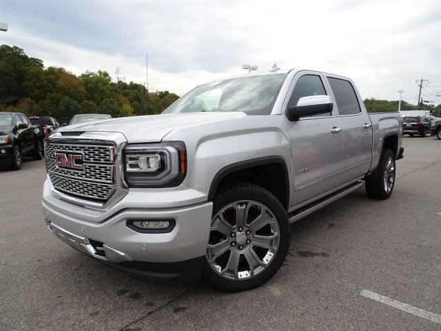 2018 Sierra 1500 Crew Cab 4x4 Pickup #X15676 - photo 10