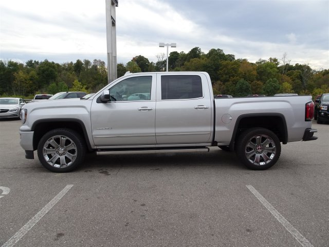 2018 Sierra 1500 Crew Cab 4x4 Pickup #X15676 - photo 12