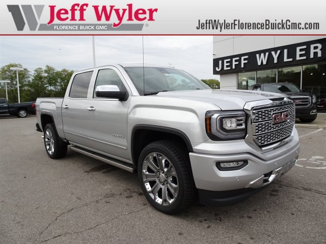 2018 Sierra 1500 Crew Cab 4x4 Pickup #X15676 - photo 1
