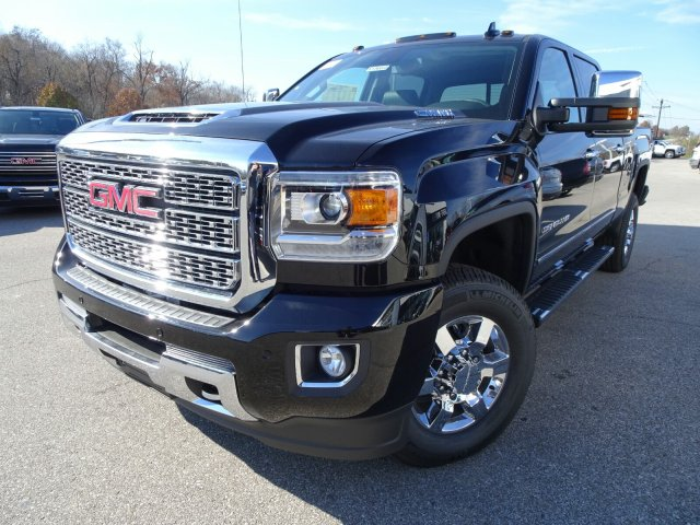 2018 Sierra 3500 Crew Cab 4x4 Pickup #X15684 - photo 10