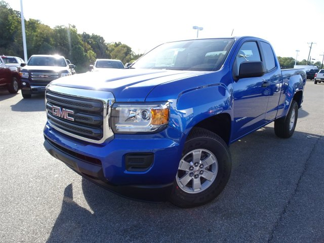 2018 Canyon Extended Cab, Pickup #X15713 - photo 8