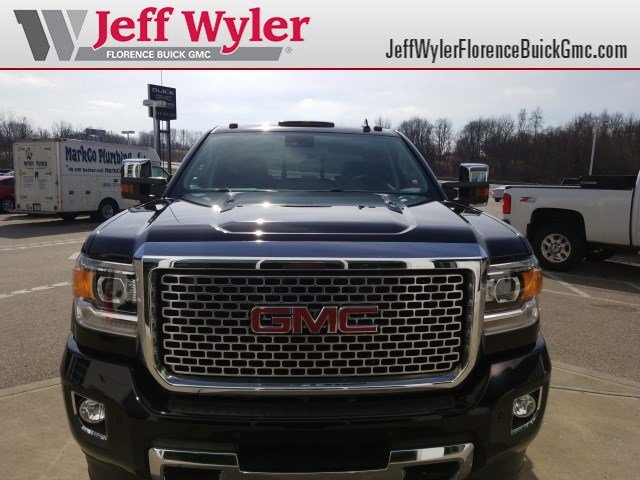 2016 Sierra 3500 Crew Cab 4x4, Pickup #X15717A - photo 1