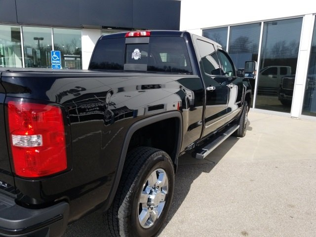 2016 Sierra 3500 Crew Cab 4x4, Pickup #X15717A - photo 2