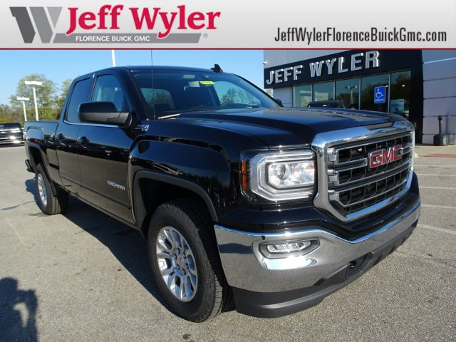 2018 Sierra 1500 Extended Cab 4x4 Pickup #X15762 - photo 1