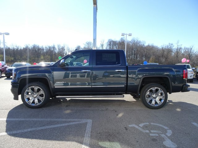 2018 Sierra 1500 Crew Cab 4x4, Pickup #X15799 - photo 11