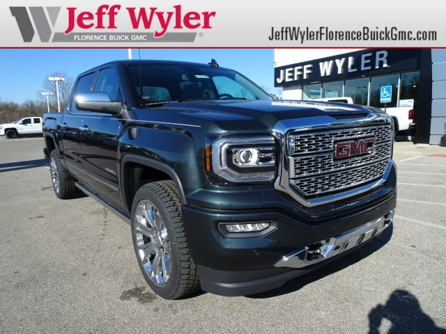 2018 Sierra 1500 Crew Cab 4x4, Pickup #X15799 - photo 1