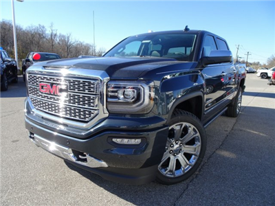 2018 Sierra 1500 Crew Cab 4x4, Pickup #X15799 - photo 10