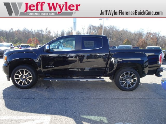 2018 Canyon Crew Cab 4x4 Pickup #X15821 - photo 1