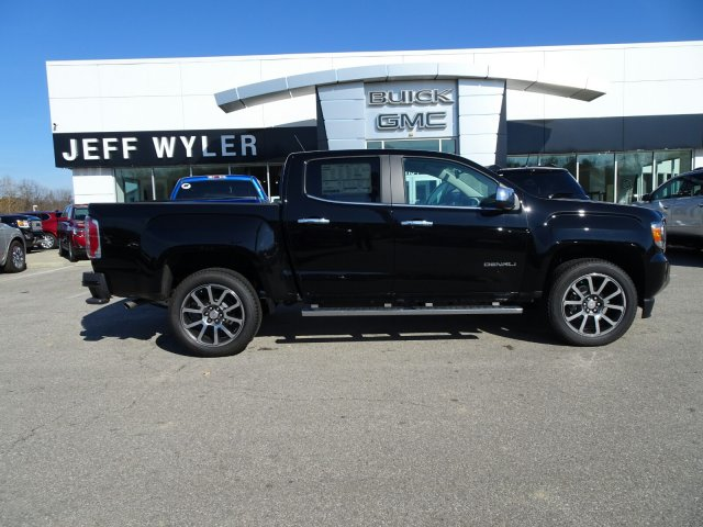 2018 Canyon Crew Cab 4x4 Pickup #X15821 - photo 5