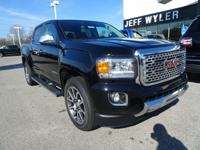 2018 Canyon Crew Cab 4x4 Pickup #X15821 - photo 6