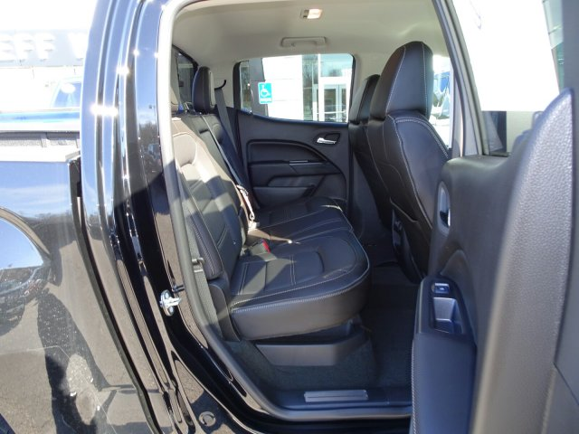 2018 Canyon Crew Cab 4x4 Pickup #X15821 - photo 8