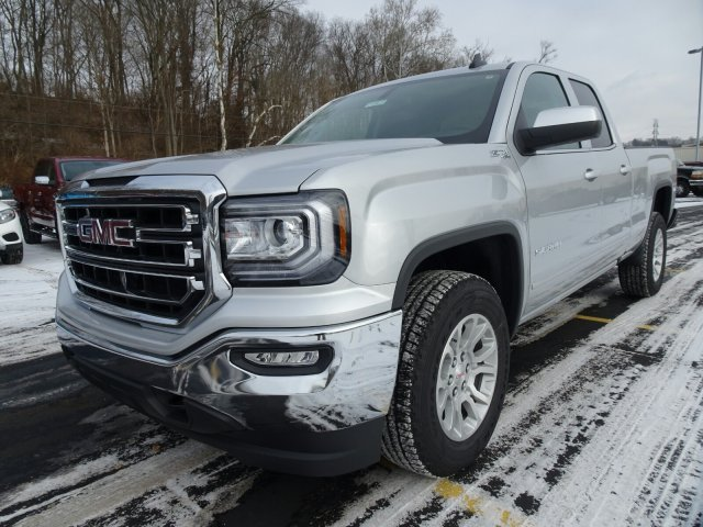 2018 Sierra 1500 Extended Cab 4x4 Pickup #X15822 - photo 9