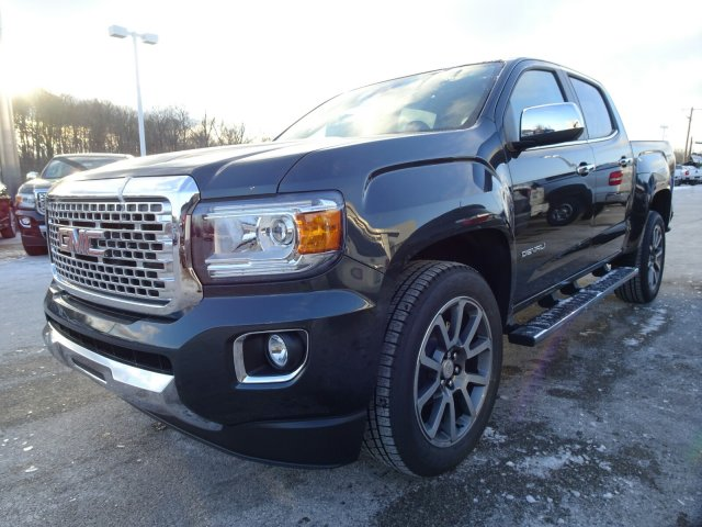 2018 Canyon Crew Cab 4x4 Pickup #X15835 - photo 9