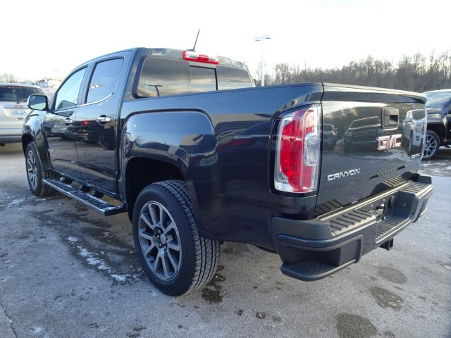 2018 Canyon Crew Cab 4x4 Pickup #X15835 - photo 10