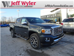 2018 Canyon Crew Cab 4x4, Pickup #X15835 - photo 1