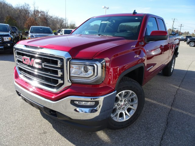 2018 Sierra 1500 Extended Cab 4x4 Pickup #X15836 - photo 10