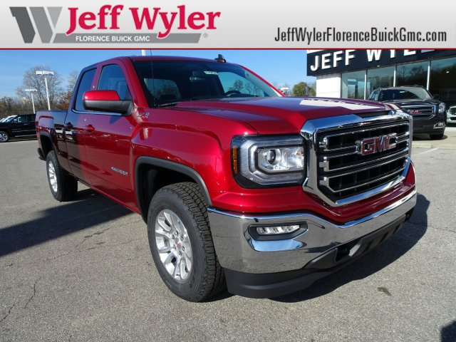 2018 Sierra 1500 Extended Cab 4x4 Pickup #X15836 - photo 1