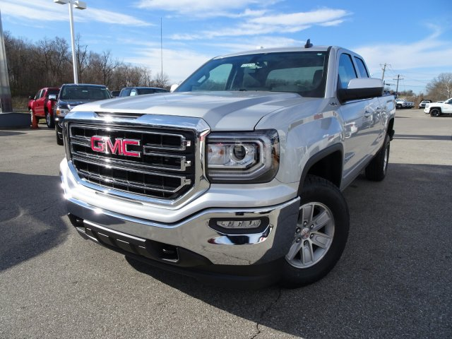 2018 Sierra 1500 Extended Cab 4x4 Pickup #X15879 - photo 3