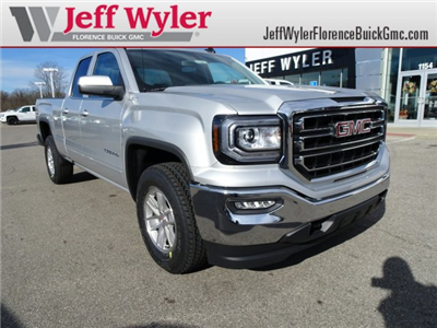 2018 Sierra 1500 Extended Cab 4x4 Pickup #X15879 - photo 1