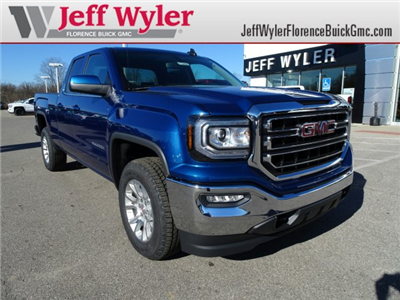 2018 Sierra 1500 Extended Cab 4x4 Pickup #X15886 - photo 1