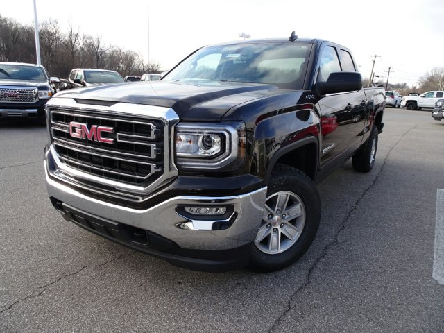 2018 Sierra 1500 Extended Cab 4x4, Pickup #X15895 - photo 9