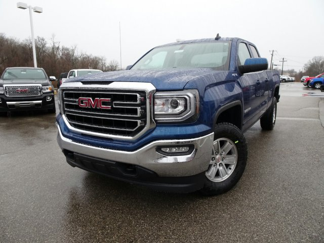 2018 Sierra 1500 Extended Cab 4x4, Pickup #X15908 - photo 10