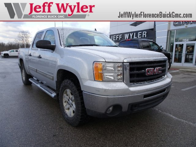 2010 Sierra 1500 Crew Cab 4x4 Pickup #X15912A - photo 1