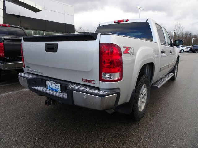 2010 Sierra 1500 Crew Cab 4x4 Pickup #X15912A - photo 3