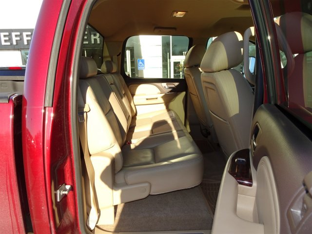 2013 Sierra 2500 Crew Cab 4x4 Pickup #X15933A - photo 18