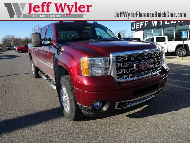 2013 Sierra 2500 Crew Cab 4x4 Pickup #X15933A - photo 1