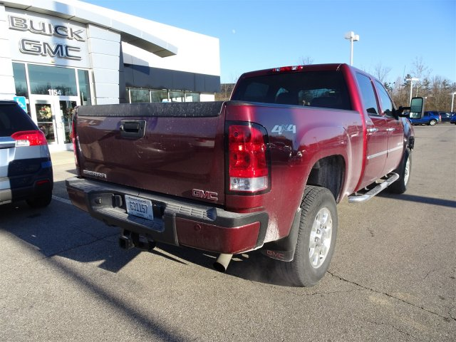 2013 Sierra 2500 Crew Cab 4x4 Pickup #X15933A - photo 2
