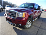 2013 Sierra 2500 Crew Cab 4x4 Pickup #X15933A - photo 4