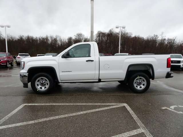 2018 Sierra 1500 Regular Cab Pickup #X15963 - photo 11