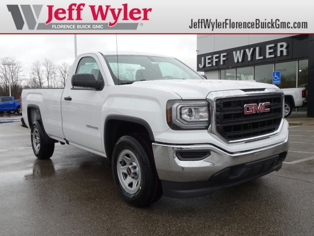 2018 Sierra 1500 Regular Cab Pickup #X15963 - photo 1