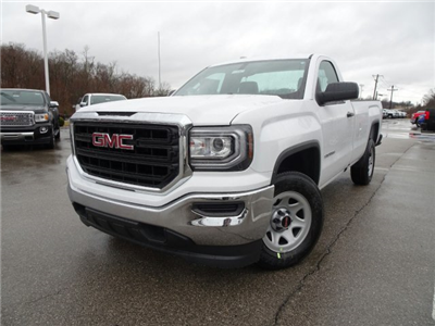 2018 Sierra 1500 Regular Cab Pickup #X15963 - photo 10