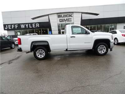 2018 Sierra 1500 Regular Cab Pickup #X15963 - photo 3