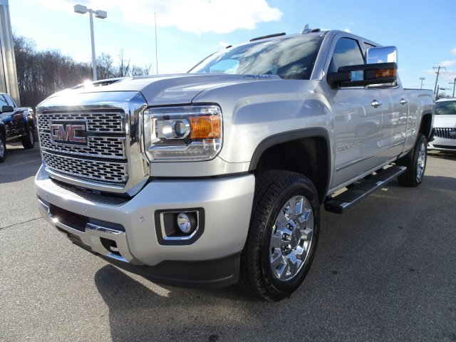 2018 Sierra 2500 Crew Cab 4x4, Pickup #X15971 - photo 9