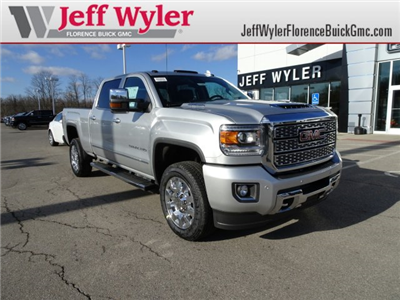 2018 Sierra 2500 Crew Cab 4x4, Pickup #X15971 - photo 1
