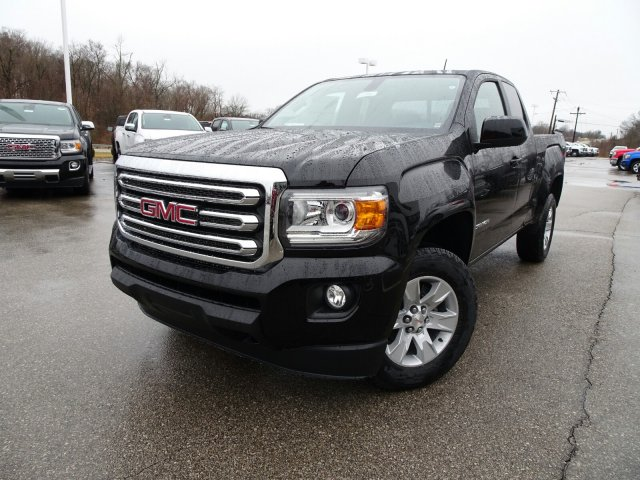 2018 Canyon Extended Cab 4x4, Pickup #X15981 - photo 10