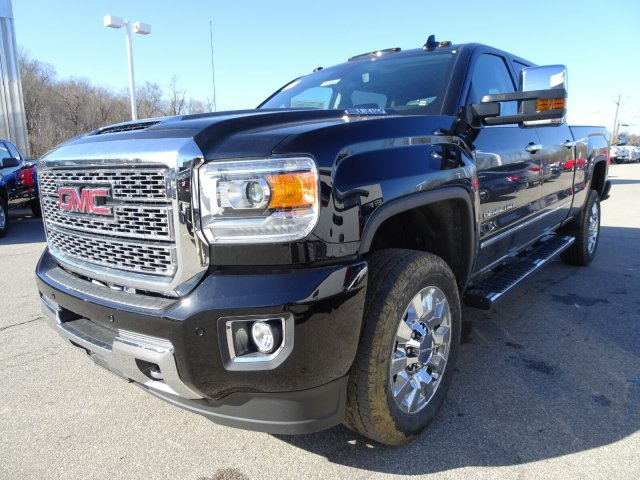 2018 Sierra 2500 Crew Cab 4x4, Pickup #X15983 - photo 10