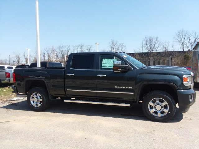 2018 Sierra 3500 Crew Cab 4x4, Pickup #X15996 - photo 5
