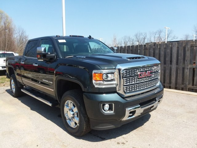 2018 Sierra 3500 Crew Cab 4x4, Pickup #X15996 - photo 6