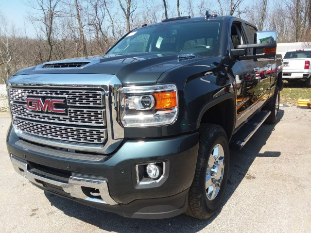 2018 Sierra 3500 Crew Cab 4x4, Pickup #X15996 - photo 8
