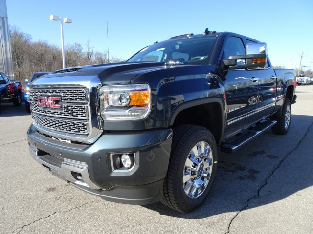 2018 Sierra 2500 Crew Cab 4x4, Pickup #X15997 - photo 10